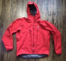 Arc'teryx Men's Full Zip Alpha LT Jacket Size XL