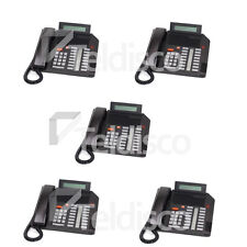 Nortel Phone Bundle: 5 x Aastra Nortel M5316 Centrex Digital Telephone (NT4X42)