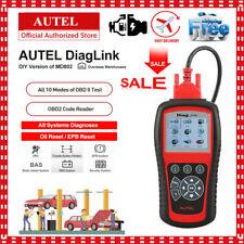 All System Obd2 Scanner Oil Epb Reset Diagnostic Tool Autel Diaglink Code Reader