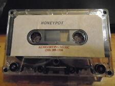 VERY RARE Honeypot DEMO CASSETTE TAPE rock UNRELEASED '90s San Francisco