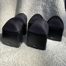 (5) Mirage Nanosat Speakers in excellent condition. minor scuffs. 5.1