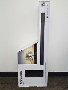 Brand New LG SLM6Y 3.1 Channel 420W Sound Bar w/ DTS Virtual X & High-Res Audio