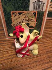 Pocket Dragon All Wrapped Up Christmas Edition