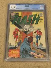 Flash 123 CGC 3.5 with Rare White Pages (SA & GA Flash!!)