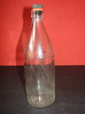 Smith & Co Doncaster Vintage Retro Glass Pop Bottle with Screw Top Lid 3