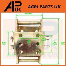 Hauteur réglable remorquage attelage land rover 4x4 camion remorque goutte plaque tow ball