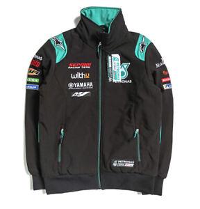 Petronas Yamaha Team Softshell Slim Fit Jacket