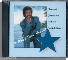 Rev Jimmy Star & His Gospel Revue - I Won't Turn Around - New 1997 Gospel CD!