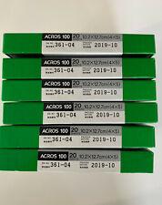 """9x20 sheets, 180sheets! Fujifilm Neopan 100 Acros Black & white film 4 x 5"""""""