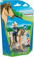Playmobil Country 9260 Mounted Policeman