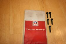 DELCO REMY ORIGINAL  # 1959514 PACKAGE OF 5 SCREWS NOS IN DELCO PACKAGING