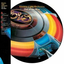 ELECTRIC LIGHT ORCHESTRA Out Of The Blue 2x PICTURE DISC Vinyl LP NEW SEALED ELO