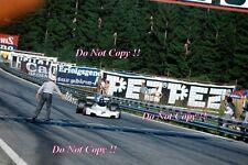 Carlos Reutemann Brabham BT44 Winner Austrian Grand Prix 1974 Photograph 2