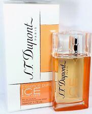 S.T. Dupont Essence Pure ICE  POUR FEMME EDT 50ml EAU DE TOILETTE  & OVP