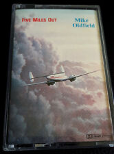 Mike Oldfield - Five Miles Out - Cassette/Tape - Tested