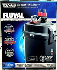 Fluval 407 Performance Canister Filter 50-100 Gallons NEW