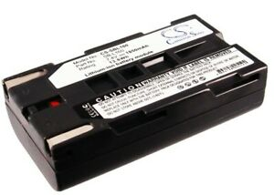 SB-L160 SBL160 SB-L320 SBL320 SB-L480 SBL480 Battery Kastar 1-Pack SB-L160 Battery and AC Wall Charger Replacement for Samsung SB-L110A SBL110A Medion MD9014 VP-SCD55 VPL600 VPL700 VPL800 VPL900