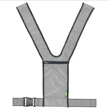 IKEA BESKYDDA High Visibility Safety Harness Cycling Jogging Small