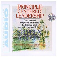 Principle Centered Leadership 2000 by Covey, Stephen R. 0671317032