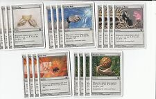 20 Life Gain Artifact - 8th Edition  - NM/SP - 4x of each - Sets - Magic MTG FTG
