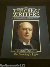 THE GREAT WRITERS #14 HENRY JAMES
