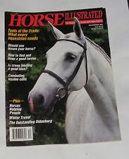 HORSE ILLUSTRATED DECEMBER 1991 - THE OUTSTANDING OLDENBURG/TOOLS OF THE TRADE