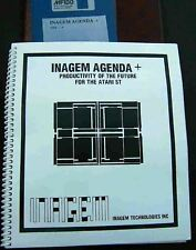 Inagem Agenda for Atari 520/1040 ST NIB