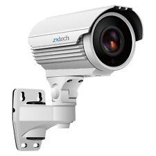Zxtech Full HD 60M AHD 4in1 2.43 MP 2.8-12mm Vandal-proof 1080p IP66 CCTV Camera
