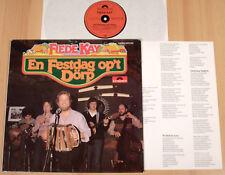 FIEDE KAY - En Festdag op't Dörp   (POLYDOR 1980 / NORD-DEUTSCHER FOLK / LP m-)