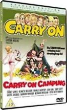 Carry on Camping 1968 Film Comedy Movie Kenneth Williams DVD Region 2