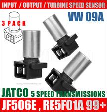 09A,JATCO,JF506E,TURBINE,INPUT,OUTPUT,SHAFT SENSOR,SPEED,PULSE GENERATOR,RE5F01A