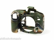 easyCover Armor Protective Skin for Nikon D7100 (Camouflage)