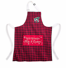 Disney Parks Mickey Mouse Holiday Apron