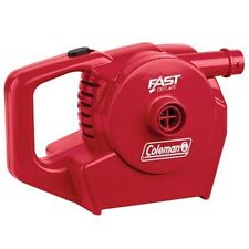 Coleman Quickpump Rechargeable 12v and 240v Post