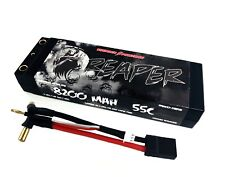 Thunder Power RC TP8200-2SRP55 8200mAh 7.4V 55C 2S LiPo Battery, Traxxas