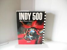INDY 500 More Than a Race 1976  by Tom Carnegie