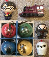 Christmas Tree Bauble & Ornaments Harry Potter Hogwarts Xmas Decorations Primark