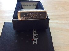 American Classic  ZIppo lighter stunning detail new with box