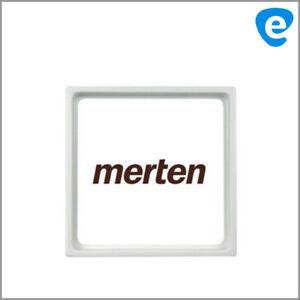"""Zwischenrahmen für Zeitschaltuhren, Rahmenprogramm von """"Merten"""""""