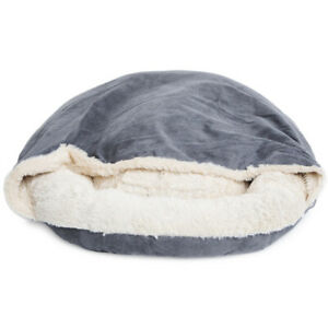 Small Animal Sofa Canopy Pet Bed 20in Round.