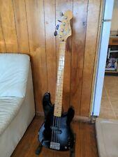Vintage Fender Squier II KOREA Electric P-Bass Guitar circa 1989 #S985044
