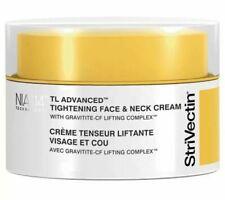 StriVectin TL ADVANCED TIGHTENING NECK CREAM PLUS  W/NIA-114 1 oz/ 30 ml.  New