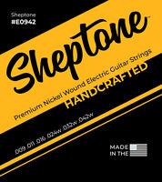 Sheptone Electric Guitar Strings Light Gauge 9-42