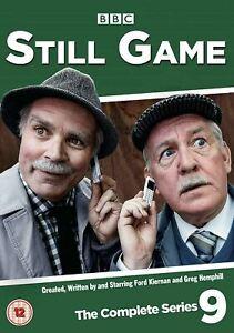 STILL GAME Season 9 (Region 4) DVD The Complete Ninth Series Nine