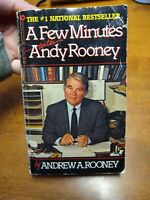 A Few Minutes with Andy Rooney by Andrew A. Rooney 1981 Paperback Vintage
