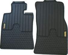 Original Mini R55 Clubman Gummifußmatten Allwetter-Fußmatten mit Cooper S Logo