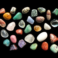 Crystal Tumble Stone Tumblestone Polished Natural Gemstones Healing Gridding Gem