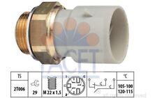 FACET Interruptor de temperatura, ventilador del radiador OPEL CORSA 7.5649