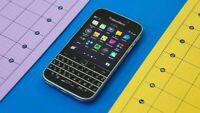 Blackberry Classic Q20 16GB Smartphone lock unlock GRADED