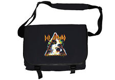 Def Leppard 'Hysteria' Messenger Bag - NEW OFFICIAL